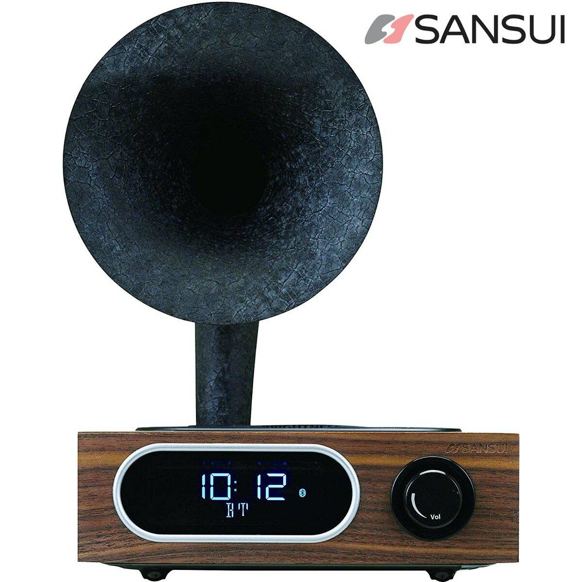 オーディオ, スピーカー SANSUI MSR-5 Bluetooth FM 10W (08)