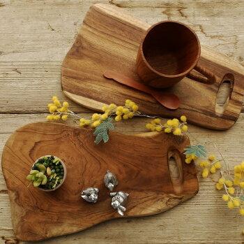 カッティングボードF天然木の手作りウッドギフトおしゃれ木製キッチン雑貨インテリアプチギフトおうちカフェ