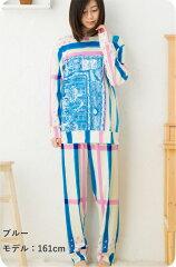 30フライスパネルpt太陽パレード パジャマtsumori chisato SLEEPワコール…