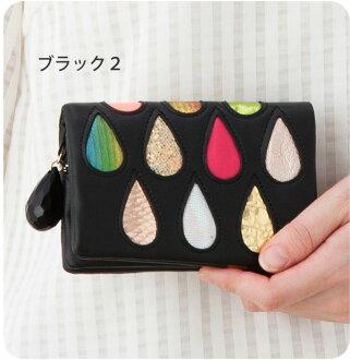Tsumori Chisato purse drops two fold tsumori Chisato Carrie