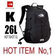 ザ ノースフェイス あす楽対応 売れてます、当社800個以上の販売実績 ホットショット シーエル 26L ファッションアイテムとして女性にも人気 The North Face Hot Shot CL NM71606 Kブラック