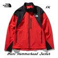 ザノースフェイスNP21903FKハンマーヘッドジャケット(メンズ)TheNorthFaceMensHammerheadJacketNP21903ファイアリーレッド×ブラック(FK)