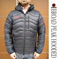 マムートブロードピークINフーデッドジャケットAFメンズMAMMUTBroadPeakINHoodedJacketAFMen1010217400001black