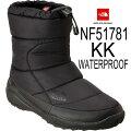 ザノースフェイス26272829cmヌプシブーティー5WPユニセックスKKTNFブラック優れた防水透湿性をプラスブーツTheNorthFaceUnisexNuptseBootieWPVnf51781KKBLACK