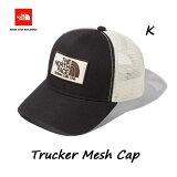 ザ ノースフェイス NN02043 K トラッカーメッシュキャップ(ユニセックス) The North Face Trucker Mesh Cap NN02043 (K)ブラック