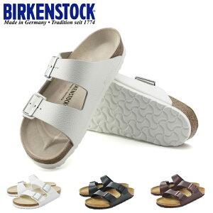 ビルケン サンダル ビルケンシュトック アリゾナ Birkenstock コンフォートサンダル ホワイト ブラック ブラウン レディース