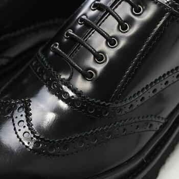 DIEGOBELLINID4584ディエゴベリーニブラックボルドーレディース女性用ウィングチップレザーシューズ革靴イタリア製おじ靴短靴レザーシューズ15FW1510sgs