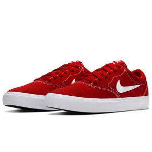 【セール価格】ナイキ スニーカー SB チャージ キャンバス メンズ レディース レッド 赤 シューズ 靴 NIKE SB CD6279 601