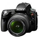 ●新品・即納【送料無料】SONY デジタル一眼レフカメラ α55 (ズームレンズキット) [SLT-A55VL]