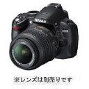 【送料無料・延長保証受付中】ニコン デジタル一眼レフカメラ D3000 ボディ