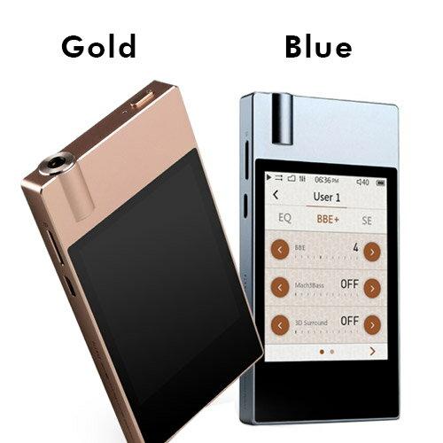ハイレゾプレイヤー【COWON/コウォン】PLENUEJGOLD/BLUE(ゴールド/ブルー)[64GB]PJ-64G-GD(8809290183354)PJ-64G-BL(8809290183361)