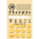 湖池屋 KOIKEYA Pride POTATO芋まるごと 食塩不使用 60g ×12袋 その1