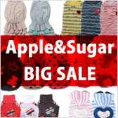 appleapple&Sugarberry特価商品【超特価】※メール便OK1枚まで!