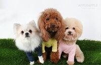 ※メール便OKS〜M2枚・L〜XL1枚まで♪Appleappleアップルアップル【冬物新作】【ドッグウェア】【ドッグウエア】【犬服】【犬服】【犬の服】パステルカラーニットトレーナー