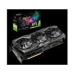 (最大150円OFFクーポン配布中)グラフィックボード・ビデオカード ASUS ROG-STRIX-RTX2080TI-O11G-GAMING (NVIDIA/GeForce RTX 2080 Ti モニタ端子:HDMIx2/DisplayPortx2/USB Type-Cx1) (JAN 0192876136539)