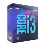 【ポイント最大36倍★12月10日限定】CPU インテル intel Core i3 9100F BOX (プロセッサ名:Core i3 9100F/(Coffee Lake-S Refresh) クロック周波数:3.6GHz ソケット形状:LGA1151)(0735858414258)