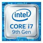 【ポイント最大36倍★12月10日限定】CPU インテル(intel) Core i7 9700 BOX (Coffee Lake クロック周波数:3GHz ソケット形状:LGA1151)