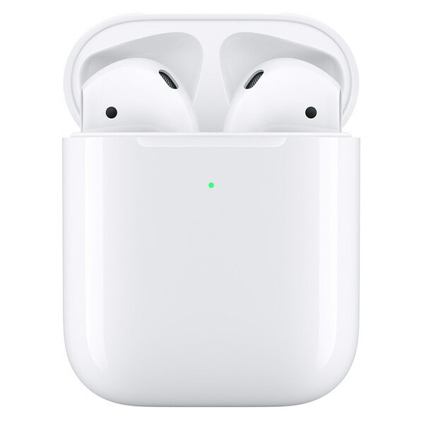 オーディオ, ヘッドホン・イヤホン 5120 APPLE AirPods with Wireless Charging Case 2 MRXJ2JA 4549995054170