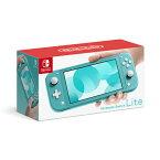 任天堂 Nintendo Switch Lite ターコイズ タイプ 携帯 カラー ターコイズ 新品未開封品 本体 スイッチ ライト 4902370542943