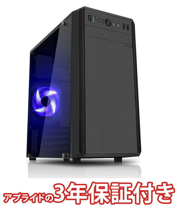 パソコン, デスクトップPC (3 BTO )Barikata Micro BM-i5-MK05( CPU:Core i5 8400:DDR4 4GBSSD:120GBHDD::550W 80PLUS:)(BB)