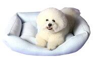 超クール•Wラッセルスクエア型S犬猫ベッドのappydogCOOL商品