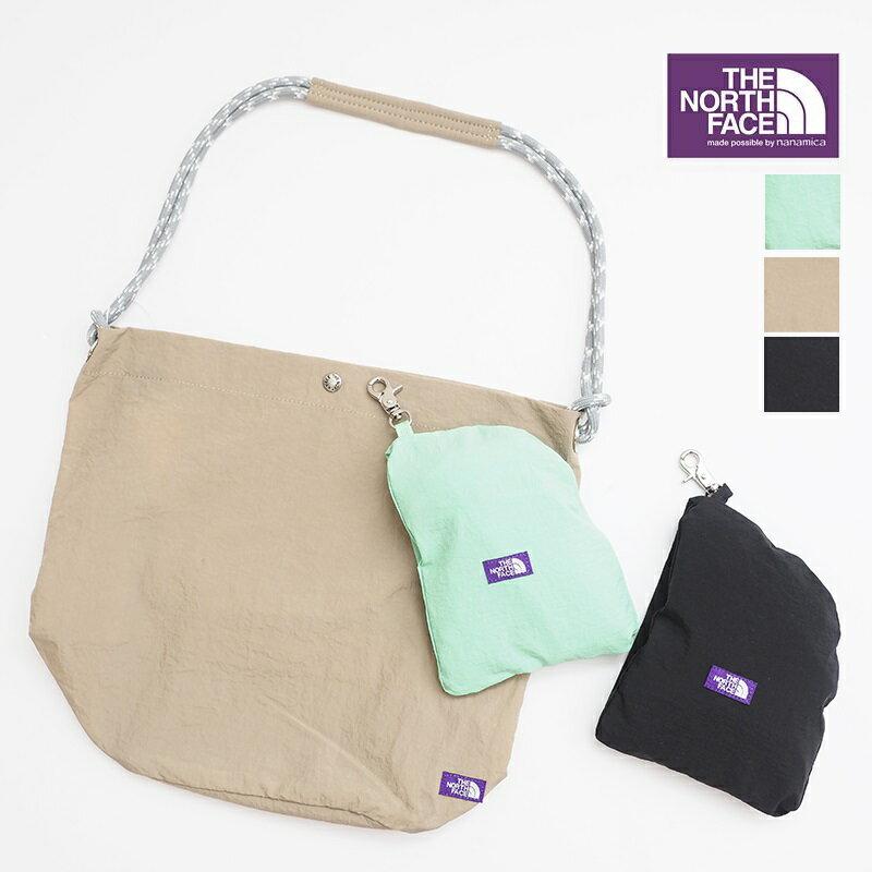 レディースバッグ, ショルダーバッグ・メッセンジャーバッグ NORTH FACE PURPLE LABEL NN7106N Lounge Reusable Bag 21SS
