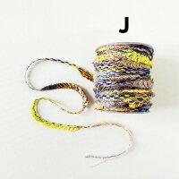 ★まとめ買い対象商品★15g巻糸【O福wake:ぷちろーる】BY-04カラーいろいろ種類いろいろボビン巻ファンシーグラデーションテープ紐ラッピングヤーン毛糸手芸編み物手編みクラフトハンドメイド