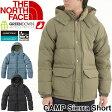 ノースフェイス THE NORTH FACE メンズ ダウンジャケット キャンプシェラショート 男性用 ダウンコート アウトドア アウター ウェア マウンテンジャケット ソフトシェル/ND91637