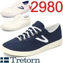 メンズ スニーカー トレトン キャンバススニーカー シューズ TRETORN NYLITE(ナイライト) ローカット 男性 靴 くつ 定番 クラシック /RMS3226