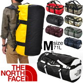 THE NORTH FACE ベースキャンプ ダッフルバッグ ノースフェイス BCシリーズ ボストンバッグ バックパック アウトドア メンズ レディース かばん Mサイズ/NM81553/