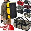 THE NORTH FACE ベースキャンプ ダッフルバッグ ノースフェイス BCシリーズ ボストンバッグ バックパック アウトドア メンズ レディース かばん Sサイズ/NM81554/