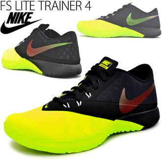 供男子的鞋訓練鞋NIKE FS燈教導員4健身房鞋耐吉鞋男性使用的運動鞋運動鞋運動鞋/84萬4794