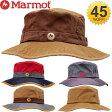 マーモット Beacon Hat ビーコン ハット Marmot 帽子 メンズ レディース アウトドア 登山 トレッキング コットン ツバ広タイプ 正規品 ユニセックス/MJH-S5321