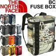 THE NORTH FACE ベースキャンプ ヒューズボックス ノースフェイス ボックス型 バックパック アウトドア タウン カジュアルバッグ 縦型 鞄 かばん メンズ レディース BC Fuse Box 30L 通勤・通学 リュックサック RKap/NM81630/