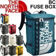 ザノースフェイス バックパック メンズ レディース THE NORTH FACE ベースキャンプ ヒューズボックス ボックス型 30L アウトドア タウン カジュアルバッグ 縦型 鞄 かばん BC Fuse Box 30L 通勤通学 リュックサック 正規品 RKap/NM81630