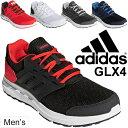 ランニングシューズ メンズ アディダス adidas GLX...