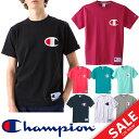 Tシャツ 半袖 メンズ チャンピオン champion ビッグロゴ Tシャツ ガーメントウォッシュ スポーツ カジュアル ウェア 男性用 アメカジ 半そで ストリート T-SHIRTS 全6カラー C3F362 アクションスタイル 正規品/C3-F362