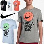 半袖 Tシャツ メンズ ナイキ NIKE CNPTブルー Tシャツ 3/ スポーツウェア プリント TEE 男性用 クルーネック カジュアル ストリート 半袖シャツ トップス/911904