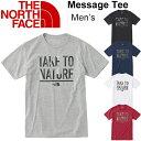 Tシャツ 半袖 メンズ ノースフェイス THE NORTH