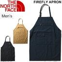エプロン アウトドアウェア メンズ ノースフェイス THE NORTH FACE ファイヤーフライエプロン 焚き火 調理 キャンプ ワーク 野外活動 男性 Firefly Apron シンプル おしゃれ/NT61955