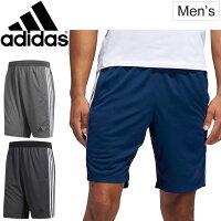 アディダス/adidas/メンズ/ショーツ/M4T3ストライプスヘザーウーブンショーツ/FSK67