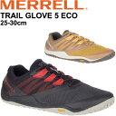 ランニング ベアフットシューズ メンス メレル MERRELL トレイル グローブ 5 エコ TRAIL GLOVE 5