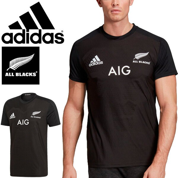 ウェア, シャツ T adidas ALL BLACKS 1st TEE EKX90-CW3149
