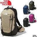 リュックサック バックパック バッグ メンズ レディース/ノースフェイス THE NORTH FACE テルス25 レインカバー付/アウトドア ザック デイパック トレッキング 旅行 タウンユース 鞄 かばん/NM61811