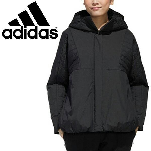 レディースファッション, コート・ジャケット  adidas W STYLE INT44-GG3383a20Qpd