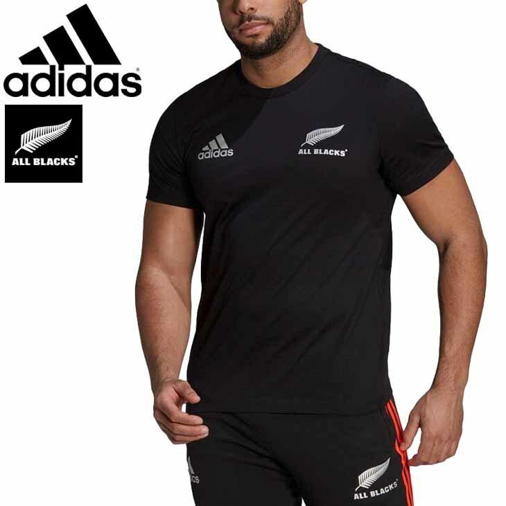 ウェア, シャツ T adidas ALL BLACKS TEE IYP56