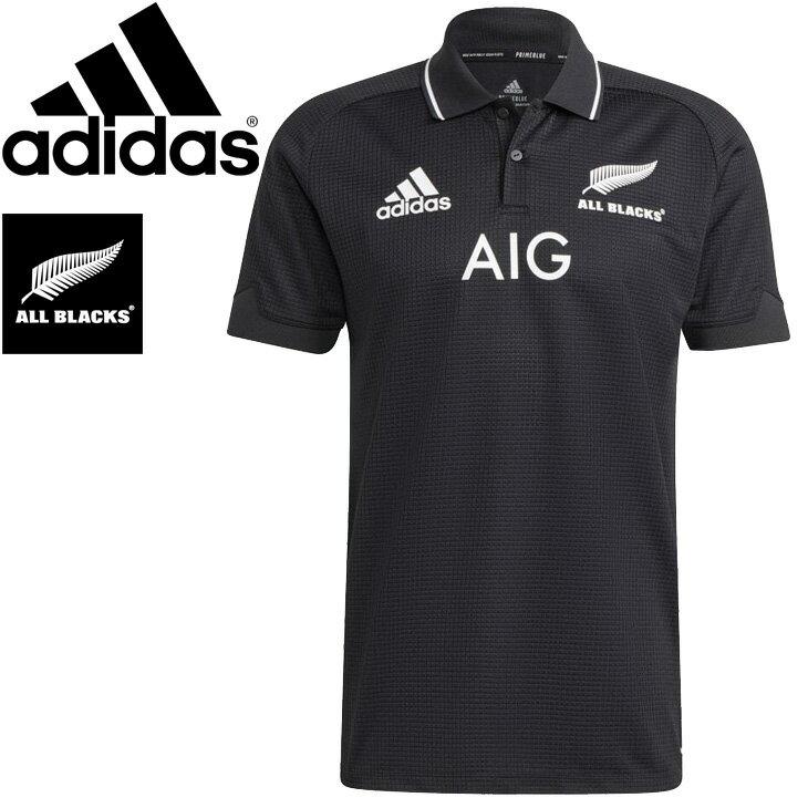 トップス, ポロシャツ  adidas ALL BLACKS EMV75