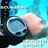ダイブコンピューターSCUBAPROスキューバプロAladinSport/アラジンスポーツあの『Sプロ』のリストタイプダイブコンピューター