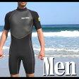 ウェットスーツ 3mm スプリング メンズ ウエットスーツ HeleiWaho|スキューバ ダイビング スキューバダイビング シュノーケル シュノーケリング スノーケリング スノーケル ウェット スーツ サーフィン マリンスポーツ スキンダイビング ストレッチ 半袖 m l xl