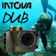 デジタルビデオカメラ INTOVA イントバ DUB SPORT ACTON CAM 防水 アクションカム 水中カメラ デジカメ アクションカメラ 防水カメラ 水中 シュノーケル ダイビング スキューバダイビング シュノーケリング マリンスポーツ サーフィン デジタルカメラ ムービーカメラ